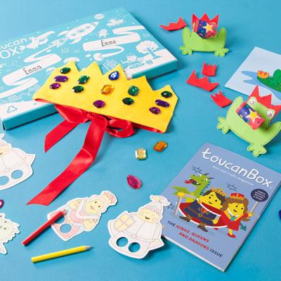 abonnement à la box enfant montessori
